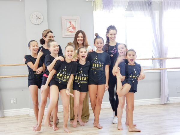 children dance education at stellar
